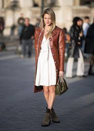 A perfect 1970 style outfit idea for young ladies: How To Wear Chelsea Boots With Everything You Already Own Who What Wear Uk