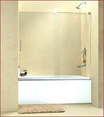 shower doors on tub glass doors for bathtub tub door bathtubs glass shower doors for bathtubs