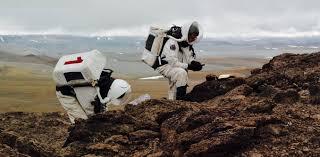<b>Dear diary</b>: the Sun never set on the Arctic Mars simulation
