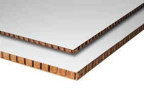 printable honeycomb cardboard material