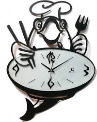 Small Picture Kitchen Wall Clocks Foter