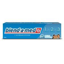 Зубная паста BLEND-A-MED 3-эффект Экстра Свежесть 100мл ...
