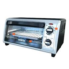 black and decker stainless steel toaster oven large interior black and decker stainless steel convection toaster