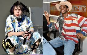 Billie Eilish Ends Lil Nas Xs 19 Week Reign At Top Of The