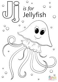 Jellyfish Coloring Page 63532 Octaviopazorg
