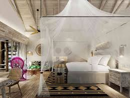 A room at the new Four Seasons Desroches Island in the Seychelles. Four  Seasons