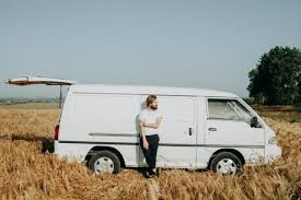 the startup magazine getting a vehicle