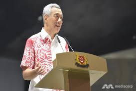 Lee Hsien Loong Birth Chart We Are Never Done Building Singapore Pm Lee At Launch Of