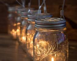 Decorate Jar Candles Mason jar candle Etsy 70