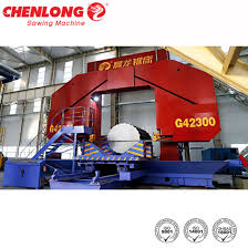 China Gantry Band Saw With Linear Guide Way Save Blade Ch
