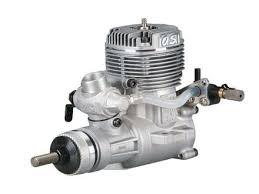<b>Двигатель</b> для самолета 2-тактный <b>OS MAX</b>-46AX II (40K) W/E ...