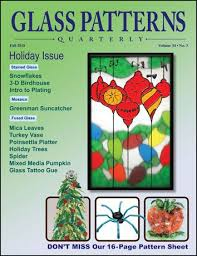 glass patterns quarterly fall 2018