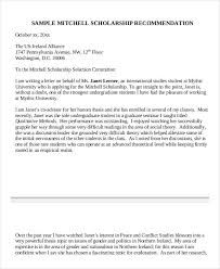 37 Simple Recommendation Letter Template Free Word Pdf