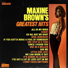 Image result for maxine brown discography