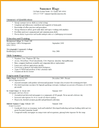 A Good Summary For A Resumes Best Professional Resume Examples Data Analyst Example Good Resumes