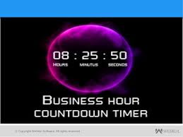 Business Hour Countdown Timer Ppt On Appexchange