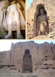 「タリバンがバーミヤンの大仏の破壊を開始」の画像検索結果