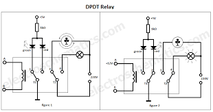 dpdt switch png in this second application we can use the dpdt switch to choose between 2 different load and have a visual indication of what load is connected