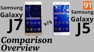 Samsung Galaxy J5 2016 J7 2016 Comparison Overview Youtube Samsung Galaxy V Specs Ph