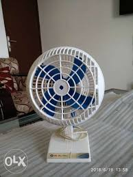 show only image bajaj small kitchen or bathroom table fan