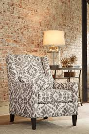 Accent Wingback Chairs Pierin Urbanology Dove Wing Back Accent Chair Living Rooms The