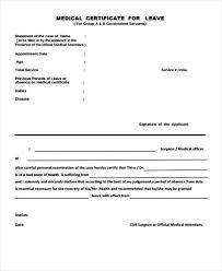 Doctor Medical Certificate Sample India New Medical Certificate