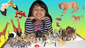 african animals toys. Wonderful Animals Learn Wild Animals With Schleich Safari Wildlife ZOO African Toys   YouTube To R