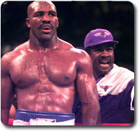 Evander Holyfield Benched 375 For 12Evander Holyfield Bench Press