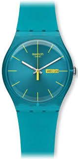 7 best images about 27 watch swatch men stainless best swatch men s suol700 quartz turquoise dial measures seconds plastic watch swatch