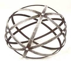 Decorative Metal Balls Round metal decorative ball Apex Elegance new decorative metal 20