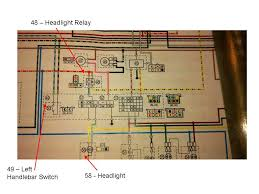 v star headlight wiring v image wiring diagram v star headlight wiring diagram v auto wiring diagram schematic on v star headlight wiring