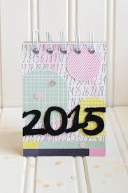 2015 Desk Calendar Free Printable We R Memory Keepers Blog