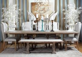 rustic chic dining room tables. chic dining room ideas for good rustic style tables o