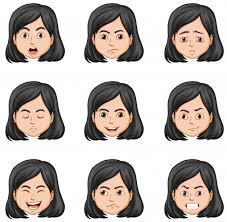 Facial Expression Vectors Photos And Psd Files Free Download