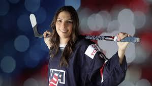 Winter Olympics: Hilary Knight hopes to bring gold back to U.S. hockey