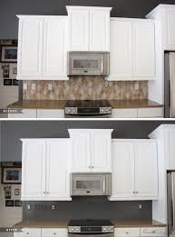 Painting Kitchen Tile Backsplash Awesome How I Transformed My Kitchen With Paint House Mix