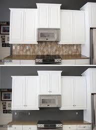 paint tile backsplash for an big inexpensive change