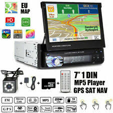 <b>1 DIN Car</b> Stereos & Head Units with Remote Controls for sale | eBay