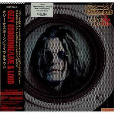 Completa la tua collezione su ozzy osbourne. Ozzy Osbourne Live And Loud Japanese 2 Cd Album Set Double Cd 401382