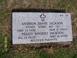 Peggy Rhodes Jackson (1940-2008) - Find A Grave Memorial