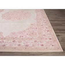 pink rug nursery pink and red rug faded wool nursery rugs cotton light area for furniture pink rug