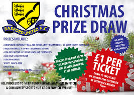 Prize Draw Tickets One Week Left To Buy Your Christmas Prize Draw Tickets News