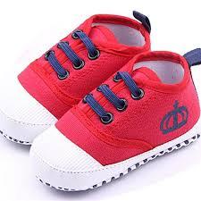Fashion <b>New Baby Infant Newborn</b> Prewalker Flats <b>Soft Lace</b> Up ...