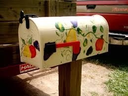 painted mailbox designs. Hand Painted Mailbox, Mailbox Designs