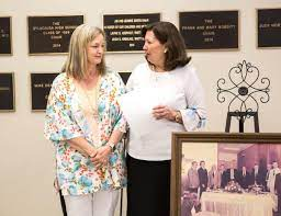 Terri Bentley recognized for longtime support of Sylacauga schools  foundation | The Daily Home | annistonstar.com