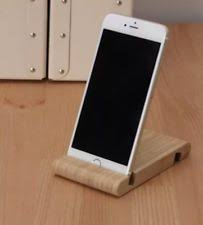 iphone desk stand. universal wooden mobile phone/tablet desk stand holder ikea - samsung iphone iphone