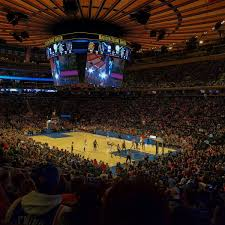 Knicks Stadium Seating Chart New York Knicks Seating Chart Map Seatgeek