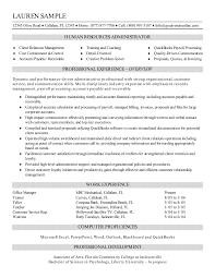 Example Of Recruiter Resume Great Recruiter Resume Hr Sample Human Resources Shalomhouseus 24