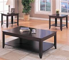 End Table And Coffee Table Set Coaster Occasional Table Sets 3 Piece Contemporary Round Coffee