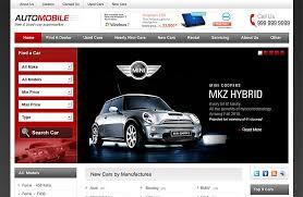 Automobile Car Dealer Wordpress Theme 2019 Auto Dealer